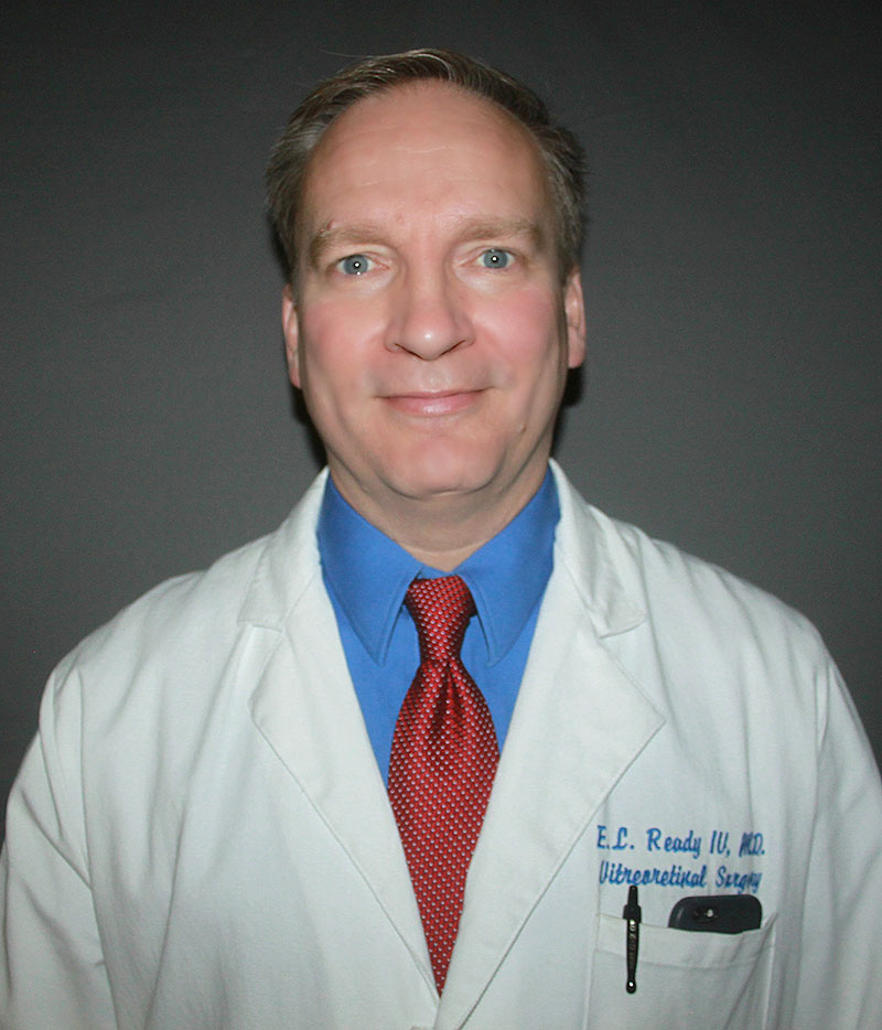 Edgar L. Ready IV, M.D. - Physician at Retina Specialists of North Alabama