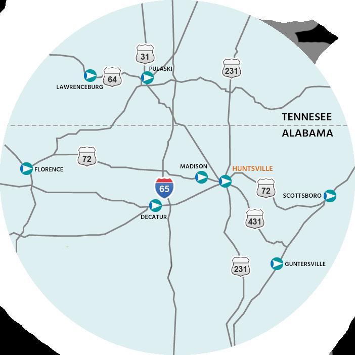 Retina Specialists of North Alabama, LLC | Huntsville Retina
